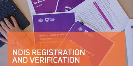 NDIS Registration 101 - Wollongong tickets
