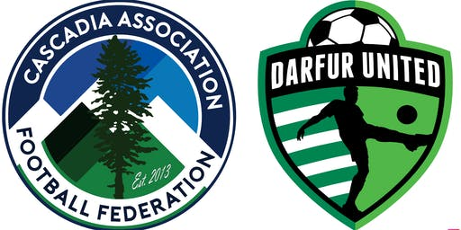 Cascadia vs. Darfur Friendly Match