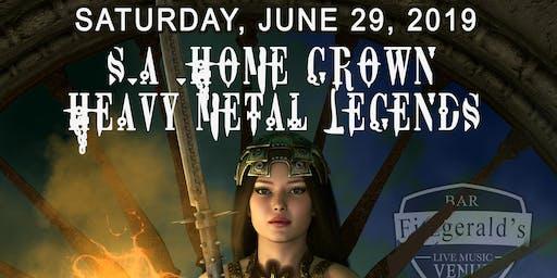S.A. Home Grown: Heavy Metal Legends