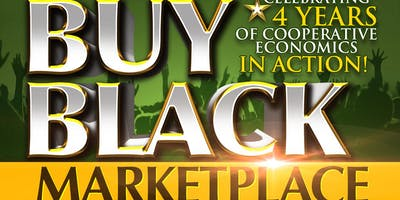 Buy Black Marketplace*Vendor Sign up for JULY 20, 2019- 12 noon-6 pm