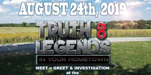 Truth Or Legend: Perryville Battlefield
