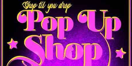 Pop Up Shop tickets