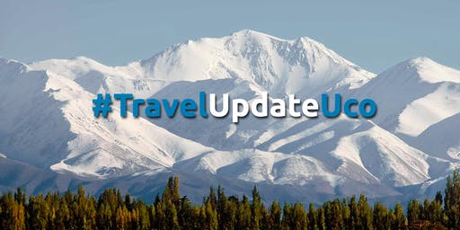 Travel Update - Valle De Uco