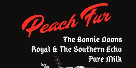 Peach Fur tickets