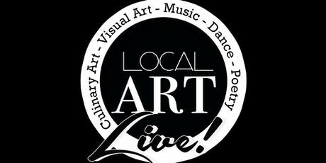 Local Art Live! tickets