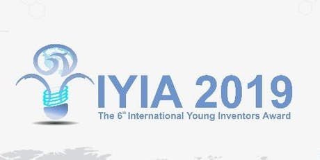 The 6th International Young Inventors Award tickets