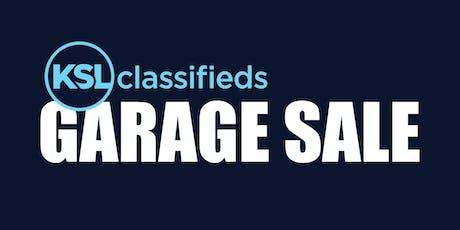 KSL Classifieds Sandy Garage Sale tickets