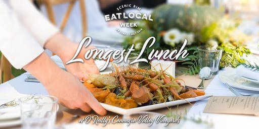 Longest Lunch at O'Reilly's Canungra Valley Vineyards