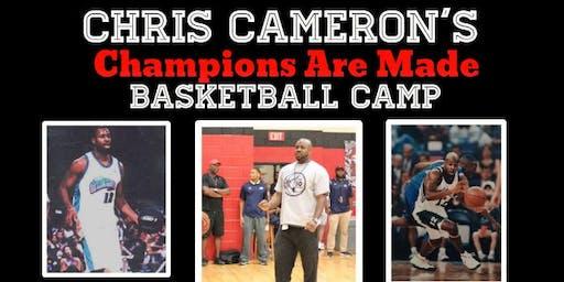Chris Cameron Basketball Camp