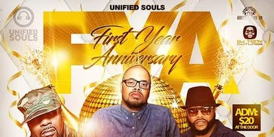HOUSE MUSIC - UNIFIED SOULS STR8HOUSE 1st ANNIVERSARY PARTY !