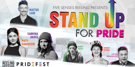 Stand Up for Pride: Seattle (Early Show) tickets