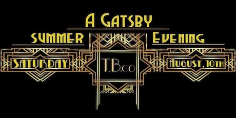 A Gatsby Summer Evening tickets