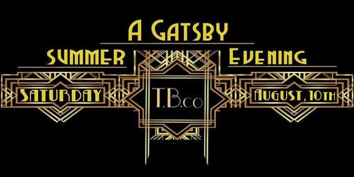 A Gatsby Summer Evening