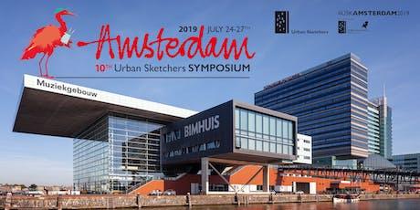 10th USk Symposium Amsterdam 2019 - CLOSING RECEPTION tickets