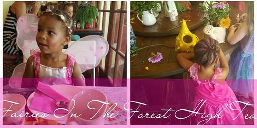 Fairies in the Forest High Tea