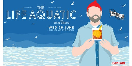 Sips & Sessions: The Life Aquatic With Steve Zissou
