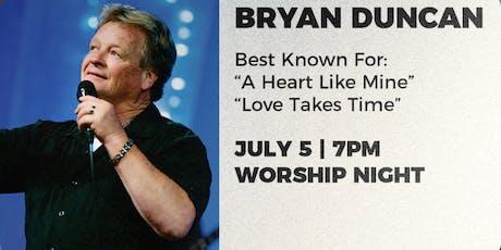 Worship Together - Bryan Duncan tickets