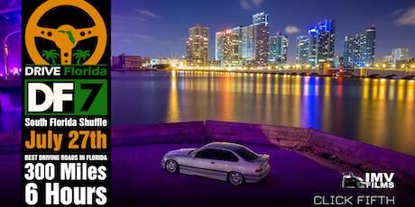 Drive Florida 7: South Florida Shuffle tickets