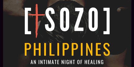 Sozo Philippines '19 | An Intimate Night of Healing