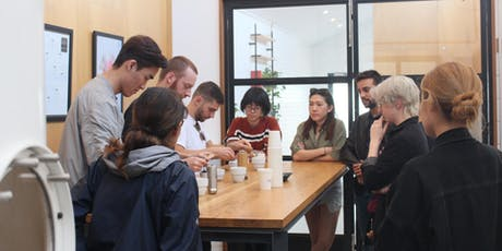 Single Origin Cupping with Tanya and Mujteba  tickets
