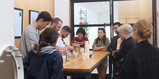 Single Origin Cupping with Tanya and Mujteba