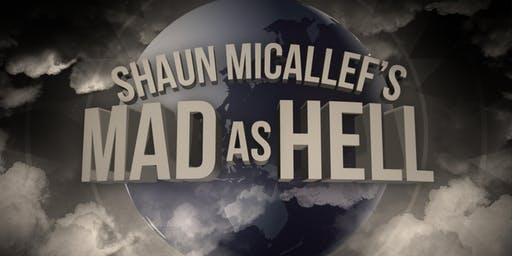 Shaun Micallef's MAD AS HELL Series 10 - Studio Audience