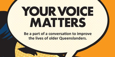 Your Voice Matters - Townsville - Afternoon