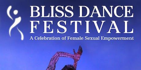 Bliss Dance Festival tickets