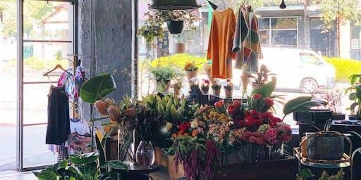 Flower Crown Creation Workshop