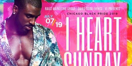 I Heart Sundays (Chicago Black Pride 2019) tickets
