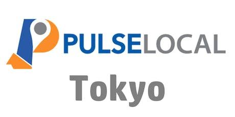 PulseLocal Tokyo スペシャル(座談会) tickets