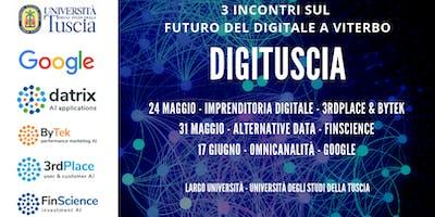 DigiTuscia - Seminari sull'Imprenditoria Digitale a Viterbo