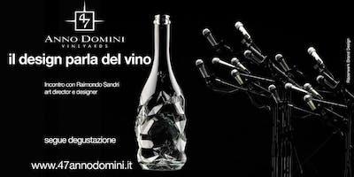 Il design parla del vino