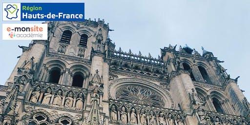 Soyez enfin efficaces sur Internet avec E-monsite Académie à Amiens