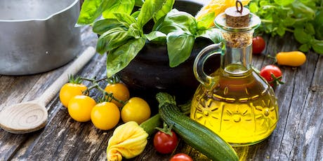 Mediterranean Diet  tickets