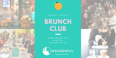 WANDERFUL Los Angeles: June Brunch Club