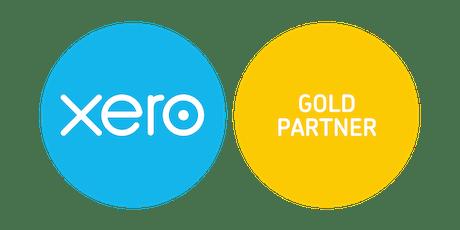 Annual Xero Update Training tickets