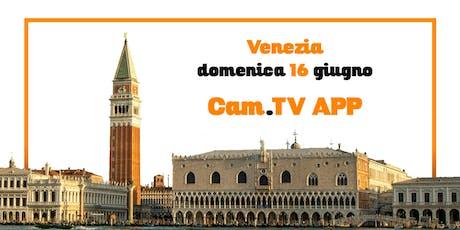 Cam.TV APP biglietti