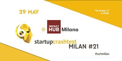 Startup Crash Test Milan #21