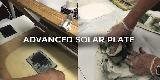 Advanced Solar Plate