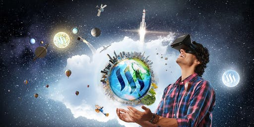 Get Immersed in Virtual Reality at Riverton Library!