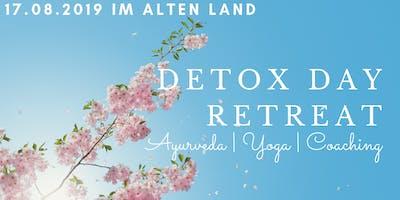 Detox Day Retreat im alten Land | Ayurveda, Yoga, Coaching