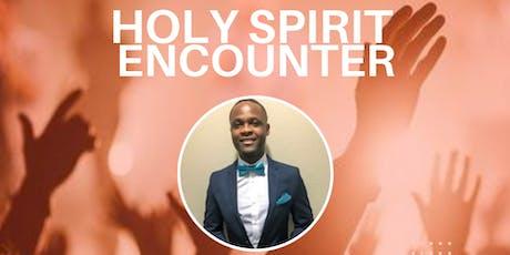 Holy Spirit Encounter, Walsall  tickets