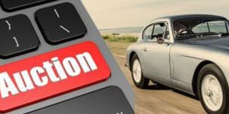 Online Auto Auction in Austell, GA on May 21st, 2019 tickets