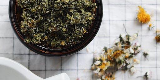Herbal Workshop: Herbs for Self Care.
