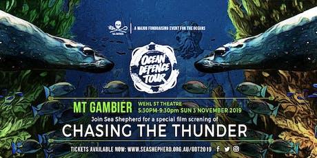 Sea Shepherd's Ocean Defence Tour 2019- MT GAMBIER tickets