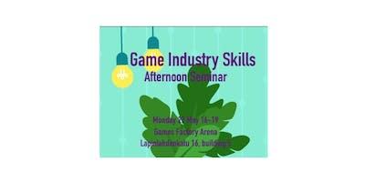 Game Industry Skills