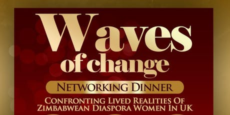 Networking Dinner tickets