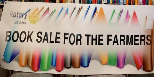 Book Sale for the Farmers