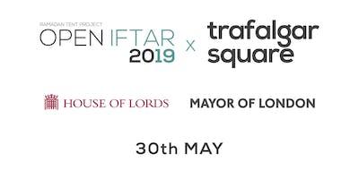 Open Iftar x Trafalgar Square